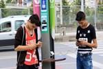 Telefonların şarj sorununa çevreci çözüm