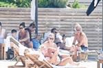 Tugay Kerimoğlu tatilin keyfini sürüyor