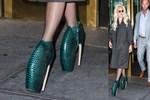 Lady Gaga'ya ev fiyatına ayakkabı!..