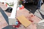Halk pazarında akıl almaz ölüm!