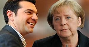 Merkel'den Çipras yorumu