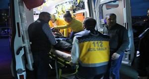 Kırşehir'de feci kaza!
