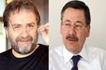 Ahmet Hakan ve Melih Gökçek buzları eritti mi?..
