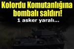 PKK'dan Van'da hain saldırı