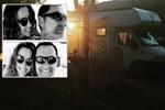 İnci Türkay-Atilla Saral çifti karavanla geziyor