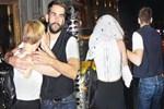 Hollywood aktrisi Ortaköy'de olay çıkardı!