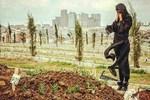 Nazlı Hamarat mezar başından fotoğraf paylaştı!