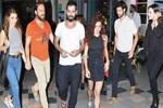 Ünlü çiftler Karaköy'de buluştu!..