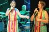 Muğla'nın Bodrum ilçesinde konser veren ünlü sanatçı Sezen Aksu, son zamanlarda yaşanan terör...