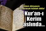 İngiliz basınından küstah Kur'an iddiası!..
