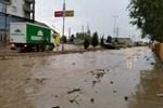 Makedonya'da öldüren yağış