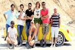 Zeynep Dizdar'dan muhteşem yaz albümü!
