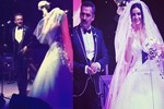 Yavuz Bingöl ve Öykü Gürman evlendi!