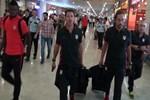 Atletico Madrid ekibi İstanbul'a geldi