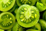 Yeşil domatesin şaşırtan faydası!..