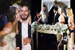 Yazar Pucca oyuncu aşkıyla evlendi!..