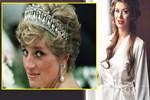 Ebru Şancı'nın gözü Diana'nın tacında!