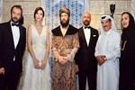 Muhteşem Yüzyıl ekibi Katar'da ilgiyle karşılandı