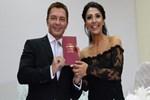 CNNTürk sunucuları işte böyle evlendi!..