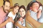 Burak Satıbol ikinci kez baba oldu