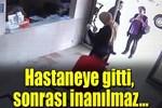 İzmir'de şaşırtan olaylar zinciri