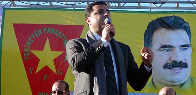 SELAHATTİN DEMİRTAŞ PKK ile ilgili görsel sonucu
