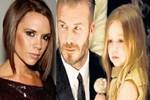 Küçük Beckham'ın saçlarına kıyamıyorlar