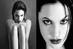 Angelina Jolie'nin servet değerindeki pozları