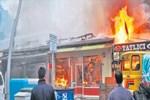 Hesabı fazla buldu, lokantayı yaktı!..