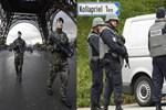 Avrupa 2016'yı terör korkusuyla karşıladı