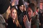 Taksim'den kabak tadı veren taciz haberi