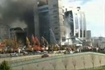 Maltepe'de korkunç yangın!..