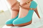 Yüksek topuklu ayakkabı giyenler dikkat!