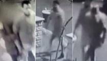 İstanbul'da yaşanan iğrenç tecavüzün görüntüleri