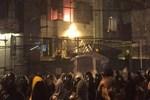 İran'daki Suudi Arabistan konsolosluğu ateşe verildi!