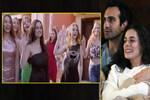 'Aşk Yeniden'in setinde Rus manken skandalı!..