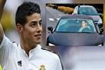 Real Madrid'in yıldızı polisi peşine taktı!..