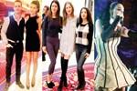 Serenay Sarıkaya ve Kerem Bürsin'in yılbaşı pozları!