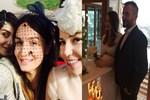 Oyuncu Burcu Kutluk evlendi
