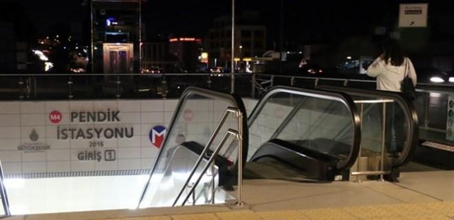 Kartal-Pendik metrosu açıldı