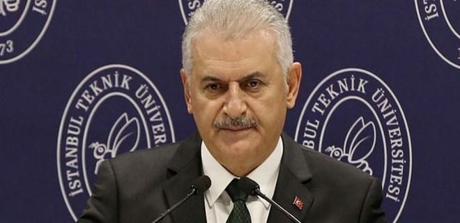 Başbakan Yıldırım'dan Irak'a sert eleştiri