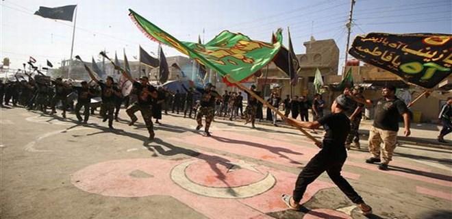Irak'ta çirkin protesto!
