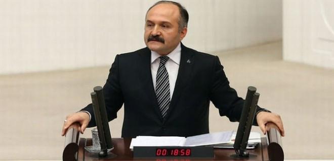 MHP'nin yeni grup başkanvekili Erhan Usta oldu
