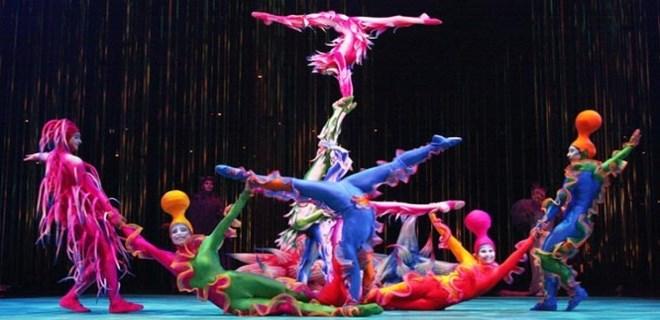 Cirque Du Soleil'in tırlarına el konuldu!