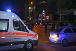 Ankara'da gece kulübünde silahlı kavga!