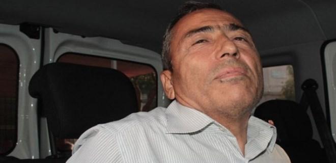 Arif Öksüz gözaltına alındı