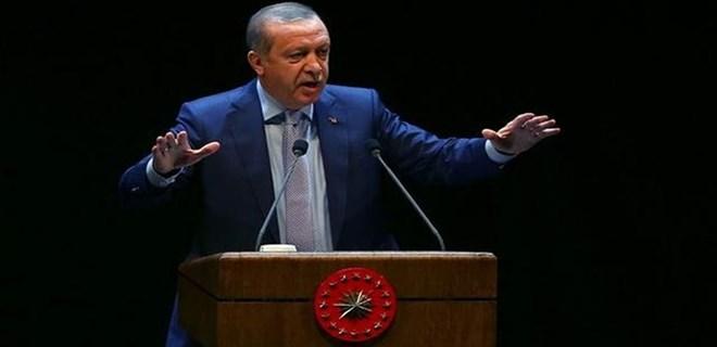 Erdoğan'dan ABD'ye Gülen ve PYD tepkisi