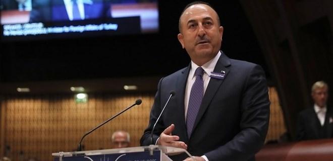 Mevlüt Çavuşoğlu'ndan Avrupa'ya 'idam' tepkisi