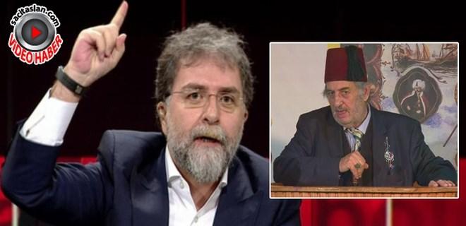 Ahmet Hakan'dan 'Fesli Kadir'in skandal sözlerine yorum