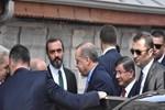 Erdoğan Cuma namazını Davutoğlu ile birlikte kıldı